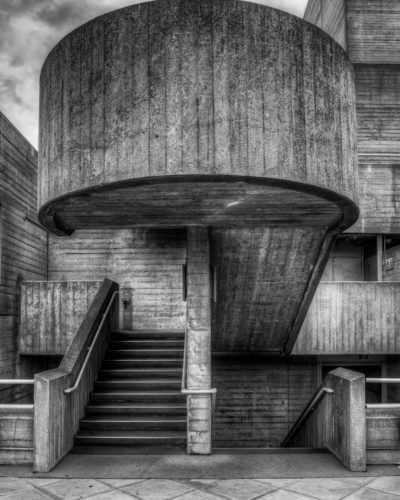 The National Theatre Denys Lasden 1976