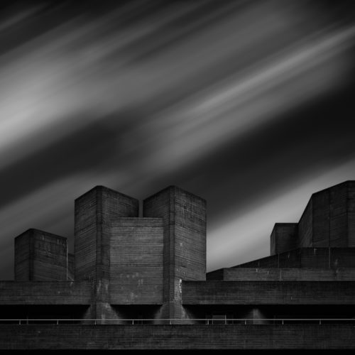 The National Theatre. London